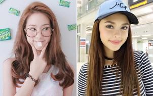 Thay vì chạy theo trend, hot girl Thái lại chỉ trung thành với 6 kiểu tóc quen thuộc này