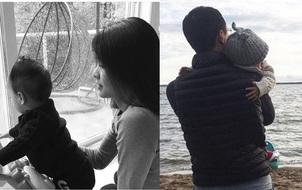 Chỉ cần những khoảnh khắc thế này, chồng Hà Tăng đã là người đàn ông hạnh phúc nhất