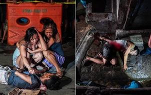 300 tội phạm ma túy bị bắn chết, 60.000 người nghiện ra đầu thú ở Philippines