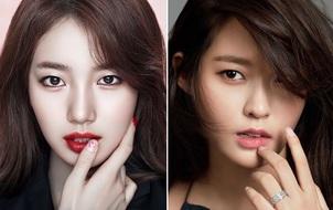 """""""Cuộc chiến"""" nhan sắc giữa Suzy và Seolhyun trên tạp chí: Ai đẹp hút hồn hơn?"""