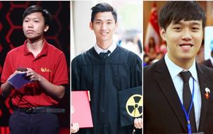 """5 anh chàng cool ngầu đúng chuẩn """"con nhà người ta"""" đến từ Quốc học Huế"""