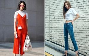 Giới trẻ thế giới khoe dáng nuột với street style đẹp khó rời mắt