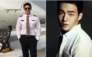 Chàng phi công điển trai nhất Hàn Quốc: Đã có sắc, lại còn cực có tài!