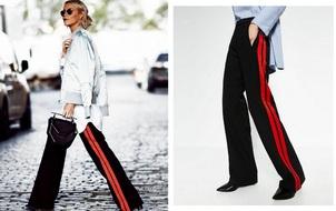 Chiếc quần Zara này đang được các fashionista thế giới thi nhau diện, và nó có bán tại store Zara Việt Nam!