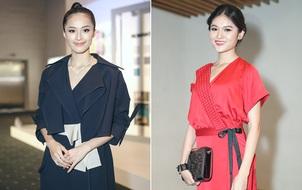 """Hạ Vi & Á hậu Thùy Dung """"thắp sáng"""" thảm đỏ Elle Show 2016 với dung nhan không góc chết"""