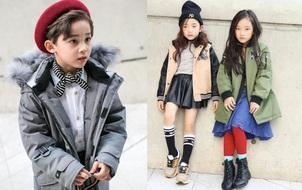 """Fashionista hay Ngôi sao? Không, chính các cô bé cậu bé này mới đang """"thống trị"""" Seoul Fashion Week!"""