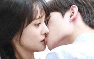"""Nụ hôn đầu tiên giữa """"Tiêu Nại"""" Dương Dương và """"Vy Vy"""" Trịnh Sảng đã xuất hiện!"""