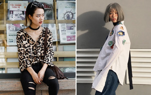 """Street style 2 miền: Khi phong cách nữ tính yểu điệu """"so kè"""" với nghịch ngợm phóng khoáng"""