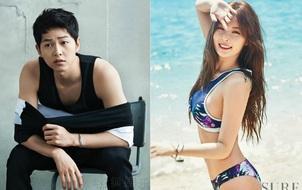 Song Joong Ki, Hyuna tiếp tục lọt Top 9 ngôi sao sở hữu thân hình đáng khao khát nhất xứ Hàn