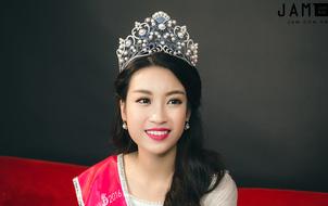 """Hoa hậu Mỹ Linh: """"FTU là nơi dạy học, không phải lò đào tạo hoa hậu!"""""""