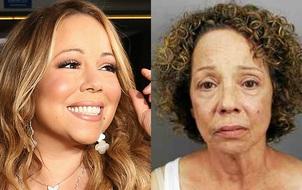 Mariah Carey giàu có và nổi tiếng, nhưng chị cô phải bán dâm kiếm sống và nhiễm HIV