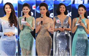 Chung kết Hoa hậu Việt Nam 2106: Gần đến giờ G, cô gái nào sẽ thay thế Kỳ Duyên?