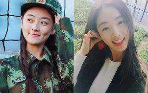"""Đây là """"nữ thần piano"""", cũng chính là nữ sinh có nụ cười đẹp nhất mùa quân sự ở Trung Quốc!"""