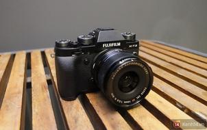 Fujifilm ra mắt siêu máy ảnh X-T2 giá gần 37 triệu đồng