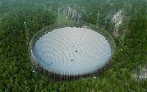 Khởi động kính viễn vọng lớn nhất thế giới - tham vọng săn người ngoài hành tinh của Trung Quốc bắt đầu