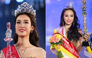 """Không còn nghi ngờ gì nữa, Đại học Ngoại thương chính là """"lò luyện"""" Hoa hậu của Việt Nam!"""