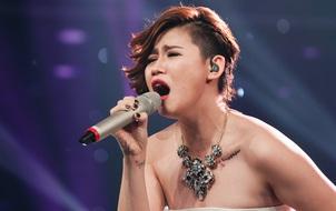 """Vietnam Idol: Thảo Nhi suýt ra về sau khi cover thất bại """"Anh cứ đi đi"""""""