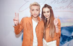 Có mặt bạn trai, MLee vẫn cực tình tứ cùng Soobin trong ngày ra mắt MV mới