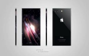 Chiêm ngưỡng iPhone 8 bằng kính siêu mỏng đẹp miễn chê
