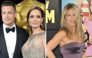 Rộ tin Brad Pitt muốn chia tay vì Angelina Jolie ghen tuông với Jennifer Aniston