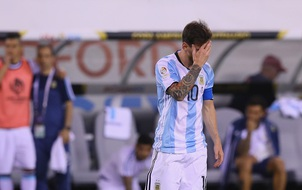 Gia đình lên tiếng về tương lai Messi ở ĐTQG