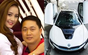 Đại gia Đà Nẵng mua xe BMW i8 7 tỉ tặng sinh nhật vợ