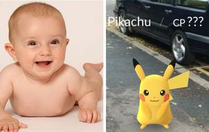 Nhiều ông bố bà mẹ đang đặt tên con theo... Pokémon