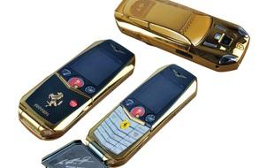 Chỉ ở Trung Quốc bạn mới có thể tìm thấy những chiếc điện thoại kì quặc thế này