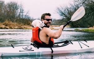 """Loạt ảnh du lịch cùng mèo cưng này sẽ khiến bạn muốn """"Xách mèo lên và đi"""" ngay lập tức!"""
