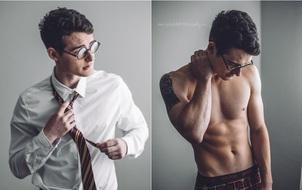 Harry Potter phiên bản đời thực: đẹp trai, 6 múi và quyến rũ vô cùng!