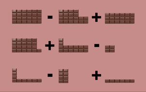 Không giải được bài toán tính nhẩm kẹo sô-cô-la, hãy xách dép cho học sinh lớp 1