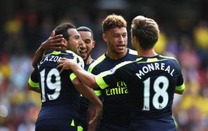 Watford 1-3 Arsenal: 3 điểm đầu tiên