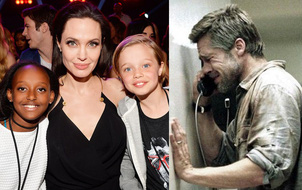 Brad Pitt khóc vì không được gặp các con sau khi Angelina Jolie nộp đơn ly hôn