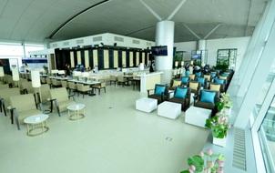 Cận cảnh phòng chờ mới 4 sao cho khách hạng thương gia ở sân bay Tân Sơn Nhất