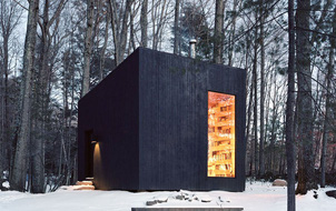 Thư viện đẹp như khách sạn giữa rừng sâu dành cho hội mọt sách