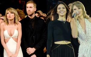 Calvin Harris, chị em Kendall - Kylie đồng loạt chống Taylor Swift sau scandal với Kanye?