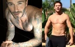 Trào lưu đang hot: Beckham, Chris Evans và loạt sao hot nhất đang thách nhau hít đất vì từ thiện