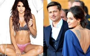 Angelina Jolie phát hiện Brad Pitt lưu ảnh Selena và nhiều cô gái khác trong điện thoại?