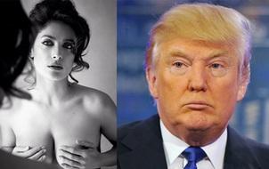 """Donald Trump bị vạch trần việc """"bốc phét"""" khi bị người đẹp ngực khủng từ chối hẹn hò"""