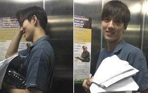 """Từ tấm hình chụp lén, chàng trai Thái Lan đã được cư dân mạng """"truy lùng"""" nhiều nhất ngày"""