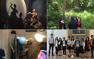 Chuyến hành trình học cách phát triển bền vững của 4 cô bạn đại diện Việt Nam trên đất Thái