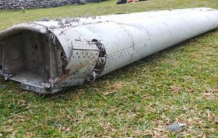 Chính thức xác nhận đã tìm thấy một phần của máy bay MH370