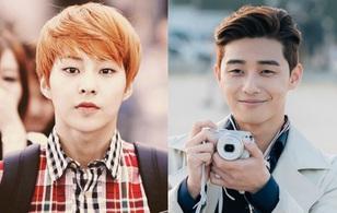 Xiumin, Park Seo Joon lọt Top sao nam được phái mạnh yêu thích nhất