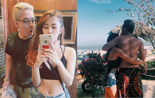 Hot girl Ngọc Thảo chính thức thừa nhận hẹn hò cùng rapper Andree