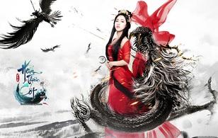 """Sững sờ trước vẻ đẹp đậm chất """"Yêu Thần"""" của DJ Trang Moon"""