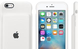 Apple tung ốp lưng kiêm pin dự phòng thêm 25 giờ sử dụng cho iPhone 6s