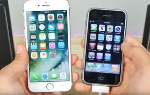 iPhone đã thay đổi thế nào sau 9 năm khôn lớn?