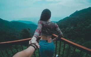 """Đây chính là bộ ảnh """"Nắm tay em đi khắp thế gian"""" phiên bản Việt đẹp và lãng mạn nhất!"""