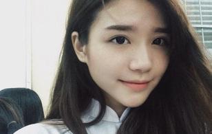 Cô nữ sinh Sài Gòn tên lạ, mặt xinh: Vương Hoàng Mai Diz