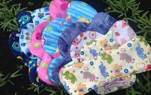 Rộ mốt dùng băng vệ sinh vải có thể giặt sạch để... dùng lại